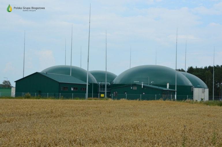 Biogazownie rolnicze szansą na rozwój polskiej wsi