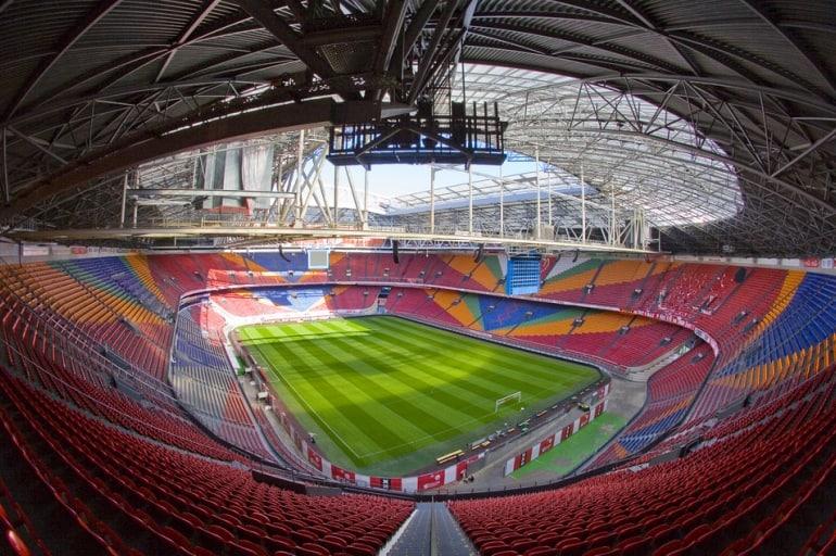 xStorage – energia elektryczna dla Amsterdam Arena