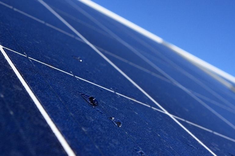 energia słoneczna w Nevadzie