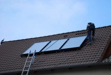 rodzaje kolektorów słonecznych