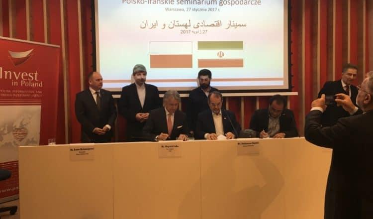 Polska technologia przetwarzania odpadów komunalnych w Iranie