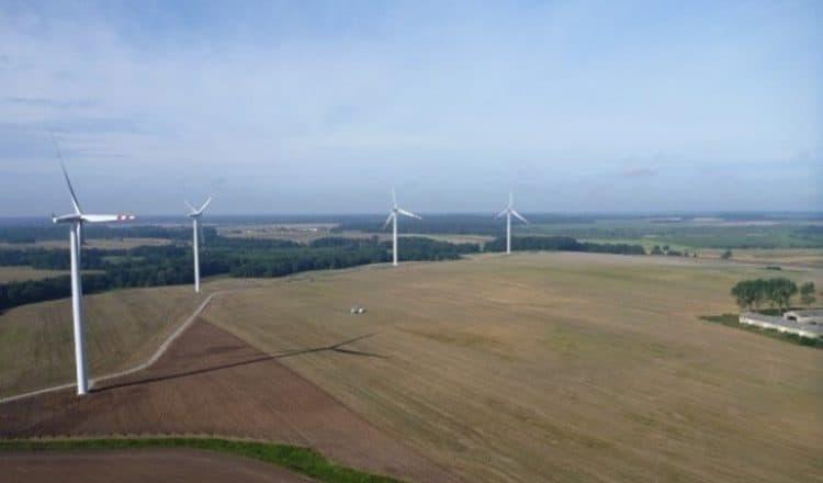 Większa efektywność turbin wiatrowych