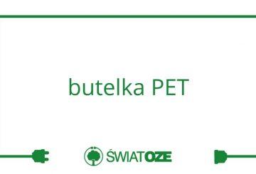 butelka PET
