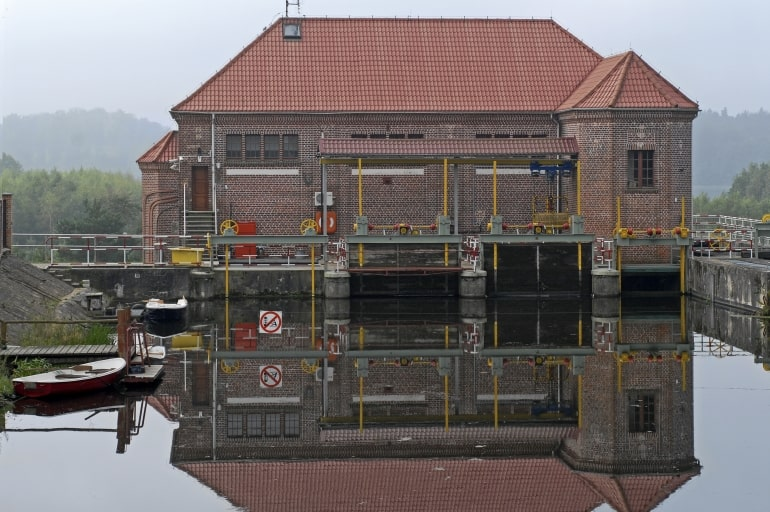 stuletnia elektrownia wodna