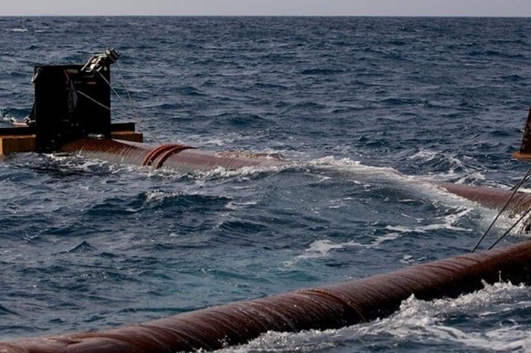 energia fal i pływów morskich