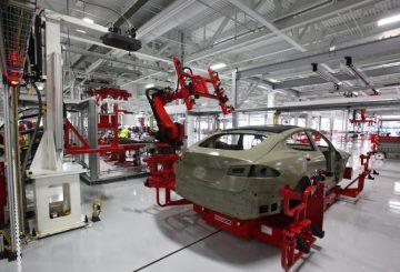 fabryka samochodów elektrycznych