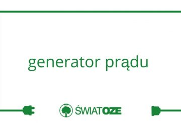 generator pradu
