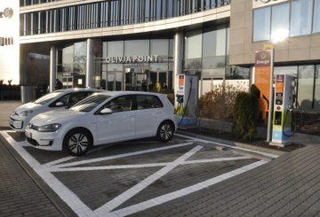 inteligentny parking w Peplinie