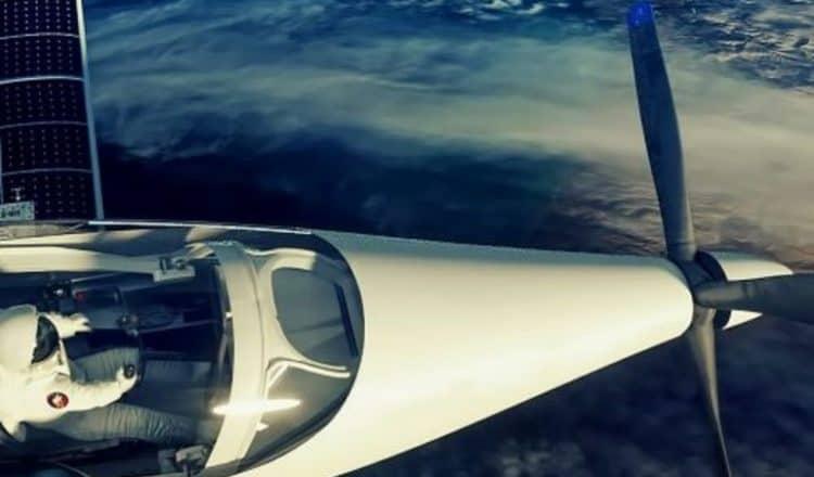samolot słoneczny