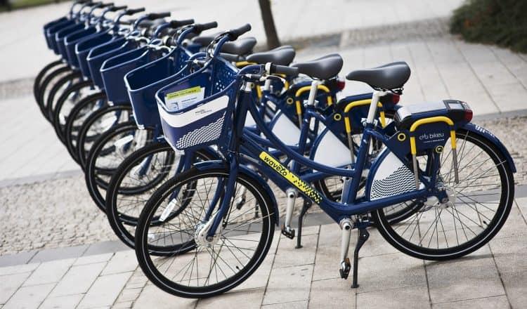 rowery miejskie Wavelo