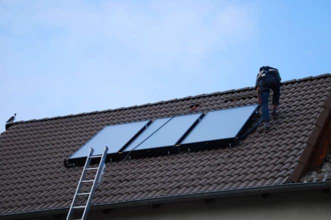 Kolektory słoneczne – inwestycja, która się opłaca