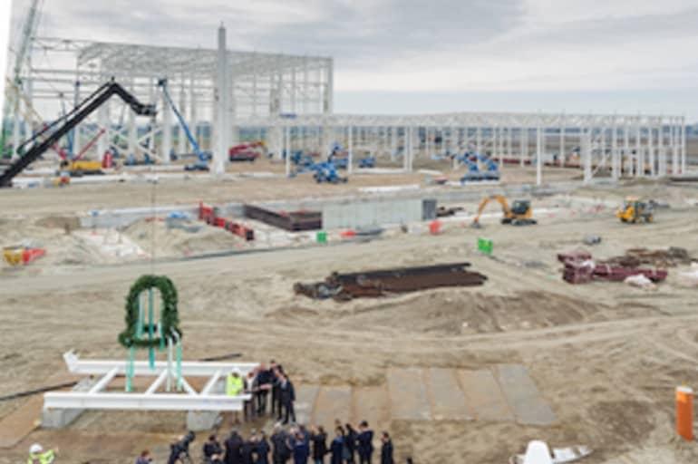 Siemens nowa fabryka turbin wiatrowych w Cuxhaven