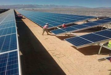 Acciona uruchamia 246 MW farmę PV w Chile