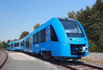 Coradia iLint – bezemisyjny pociąg