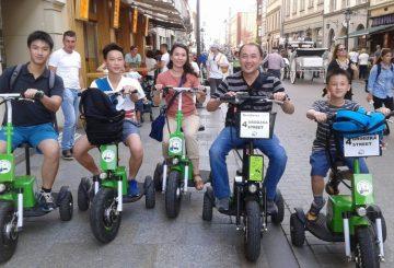 E-rower – ekologia dla leniwych