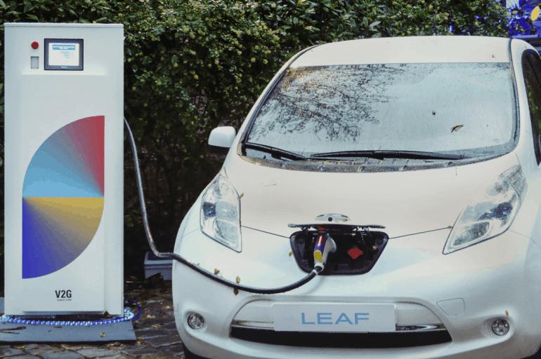 Elektryczny samochód w ofercie Enel