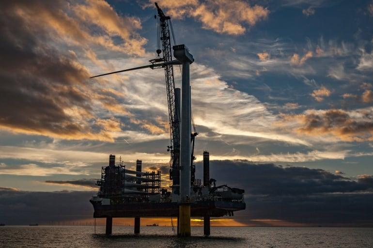 Europejski sektor elektrowni wiatrowych offshore