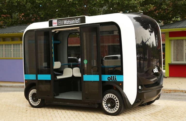 Innowacyjne autobusy testowane w Berlinie