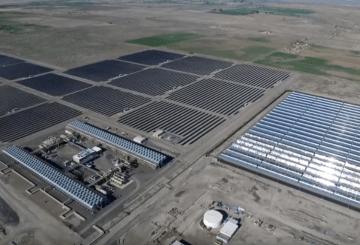 Kolejna elektrownia hybrydowa w Nevadzie