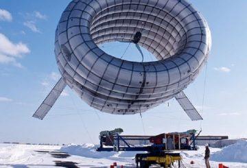 Latające turbiny wiatrowe