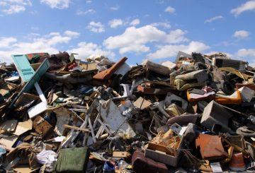 Mniej odpadów na składowiskach