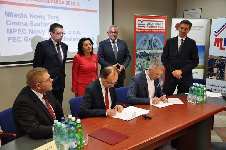 Najgłębszy odwiert geotermalny w Polsce