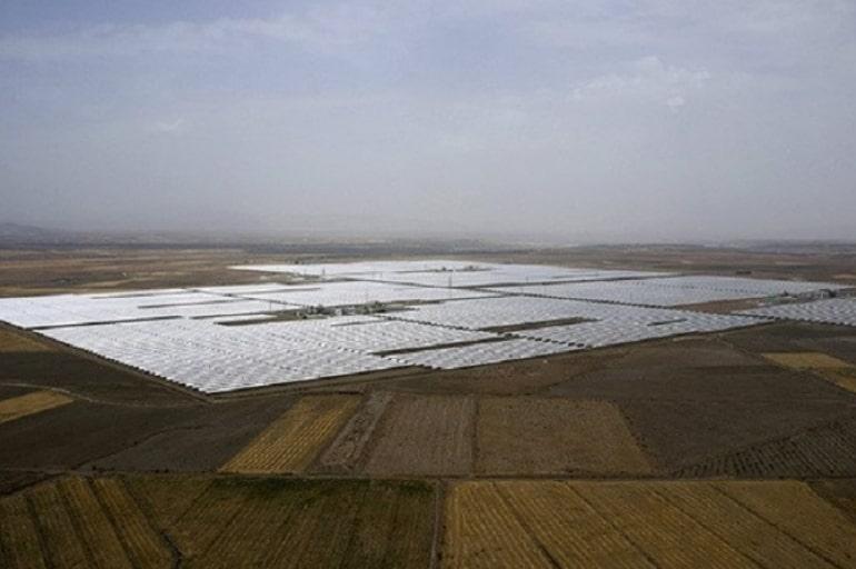 Największa instalacja PV na świecie