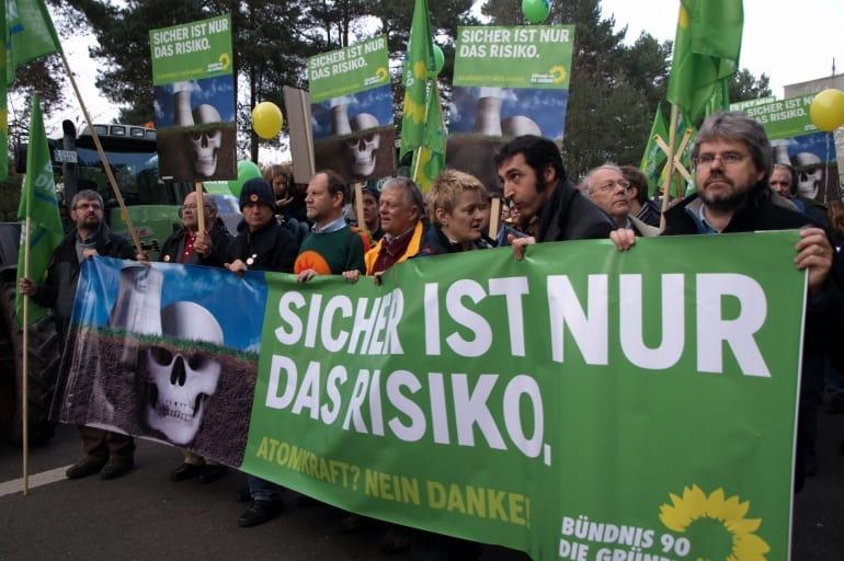 Niemieccy Zieloni nie chcą energii z węgla