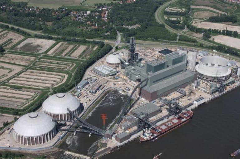 Nowy magazyn energii Vattenfalla w Hamburgu