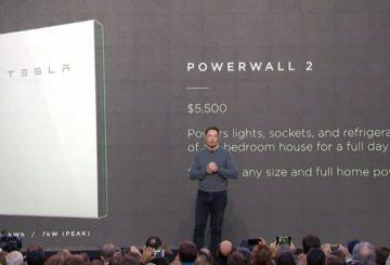 Nowy magazyn energii od Tesli – Powerwall 2