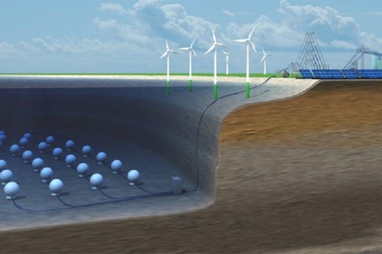Nowy system magazynowania energii