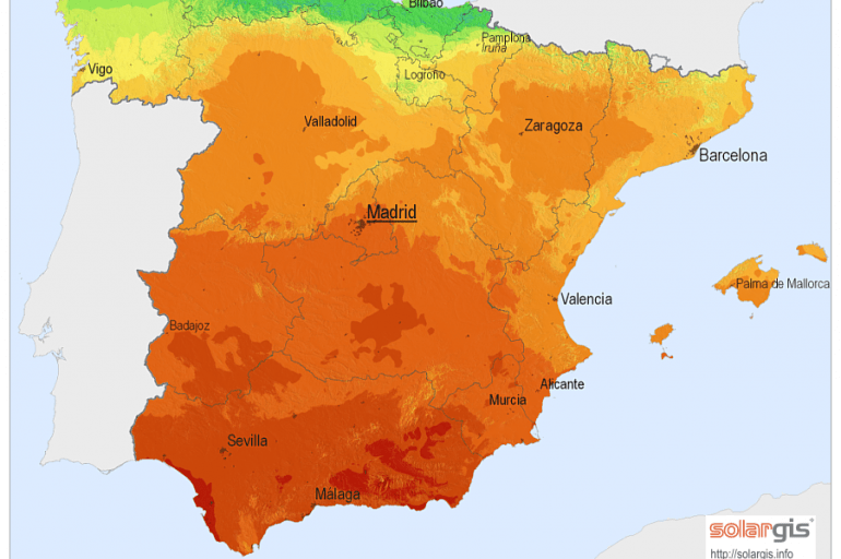 Odnawialna Hiszpania