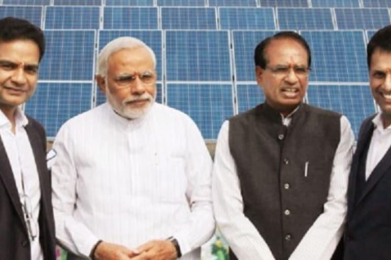 Panele dachowe i instalacje off-grid w Indiach