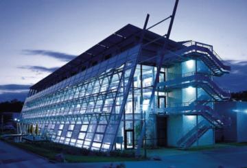 Panele fotowoltaiczne inspiracją dla architektów
