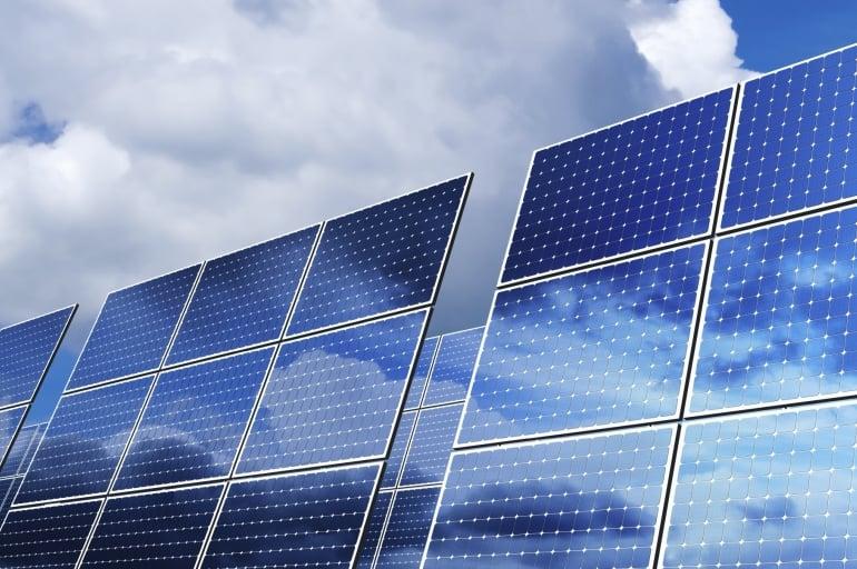 Potencjał fotowoltaiczny Ukrainy przekroczył w tym roku 568 MW