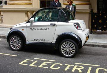 Samochód elektryczny dostępny na każdą kieszeń