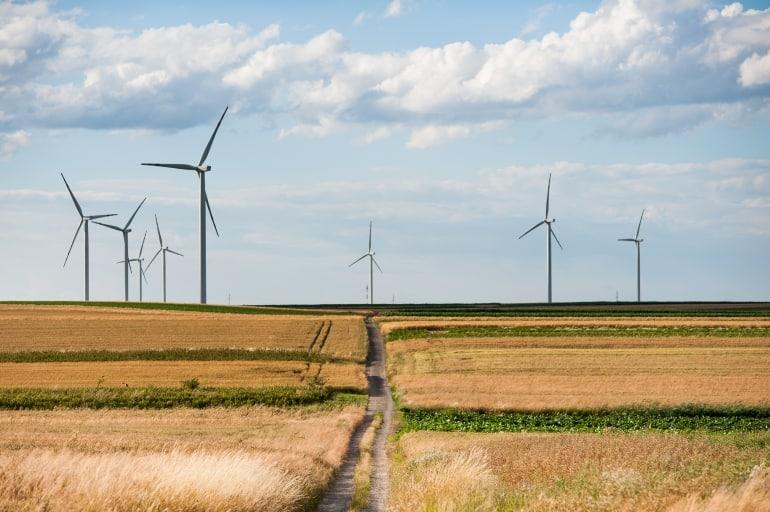 Stowarzyszenie małej energii wiatrowej o klastrach energetycznych