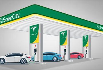 Tesla oficjalnie przejmuje SolarCity!