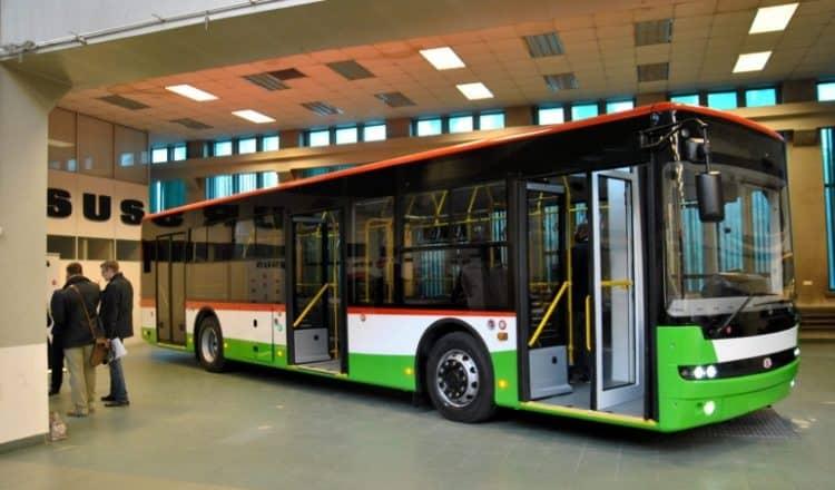 Ursus z umową na dostarczenie autobusów do Warszawy