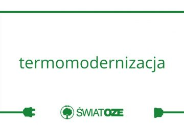 termomodernizacja