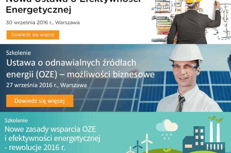 ustawa o OZE