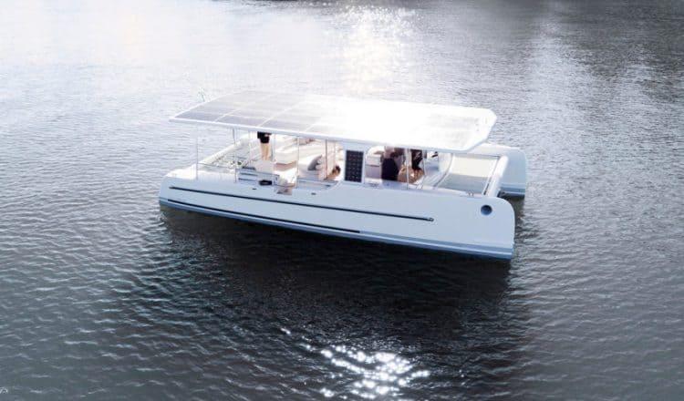 SoelCat 12 – Tesla wśród jachtów