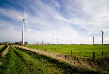 elektrownie wiatrowe w Wielkiej Brytanii