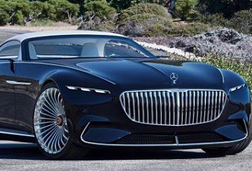 mercedes - elektryczny samochód