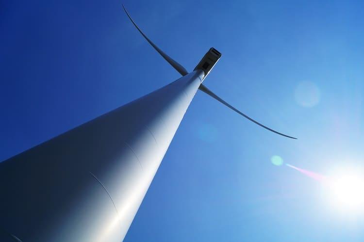 turbina wiatrowa wiatrak