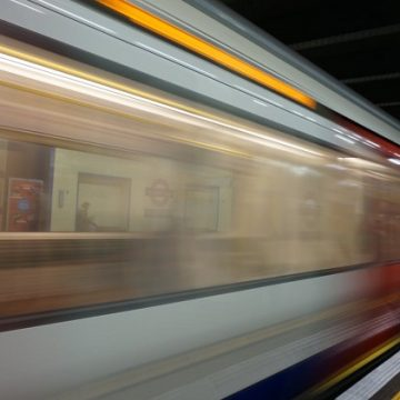szybki pociąg Jinghu
