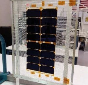 Advanced multi-junction solar cells deliver high efficiency, reduced costs for space