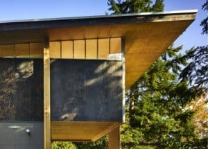 Les Eerkes, Anna Hoover, First Light Alaska, Scavenger hut, Tom Kundig, olson kundig, cabin design, eco cabins, eco retreats, seattle cabins, off grid cabins, charred timber, diy home design, diy cabins, eco cabin design, repurposed materials, green design, sustainable design, timber cabins, timber buildings,