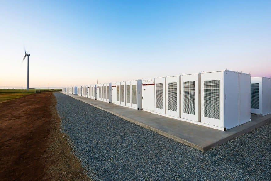 Tesla, Neoen, Hornsdale Power Reserve, Powerpack, Tesla Powerpack, battery storage, energy storage, battery