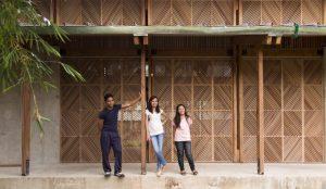 Streetlight Tagpuro by Eriksson Furunes Architecture, Streetlight Tagpuro Philippines, post-disaster community projects Philippines, post-Haiyan architecture, post-typhoon architecture, orphanage architecture